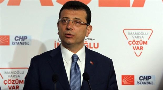 """İmamoğlu'ndan """"Ankara'ya gidecek misiniz?"""" sorusuna yanıt"""