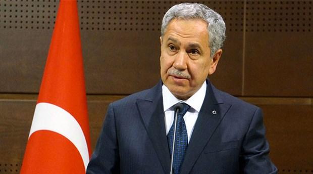 Arınç, Ahmet Türk'le ilgili sözlerine gelen tepkilere yanıt verdi