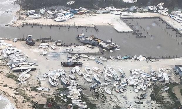 Bahamalar'da Dorian Kasırgası: Ölü sayısı 50'ye yükseldi