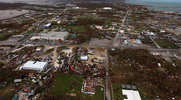 Dorian kasırgasının vurduğu Bahamalar'da 2 bin 500 kişi halen kayıp