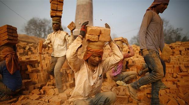 Dünyada 40 milyon 'modern köle' var