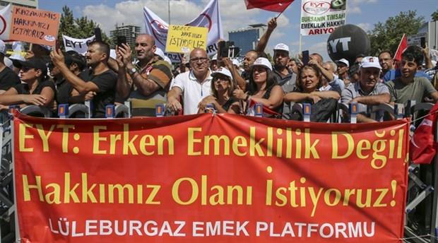'Erdoğan EYT'liler için talimat verdi' iddiası