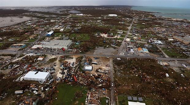 Dorian Kasırgası'nın vurduğu Bahamalar'da 2 bin 500 kişiye ulaşılamıyor