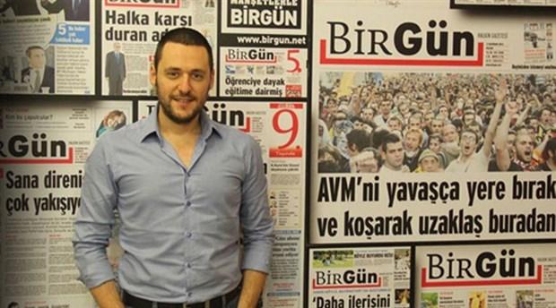 Gazetemiz eski Sorumlu Yazı İşleri Müdürü Barış İnce'ye 'akrostişli savunma'dan Cumhurbaşkanı'na hakaret cezası