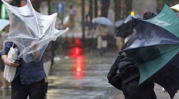 Meteoroloji'den İstanbul için kuvvetli rüzgar uyarısı