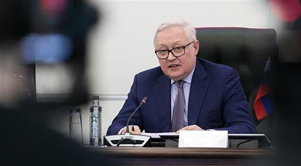 """Rusya Dışişleri Bakan Yardımcısı Sergey Ryabkov: """"Nükleer savaş yaşanma riski var"""""""