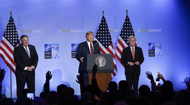 'Şahin danışman' Bolton gitti: Trump İran'la görüşebilir