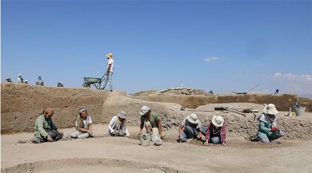 Van kayyumu arkeolojik  kazıyı sonlandırdı