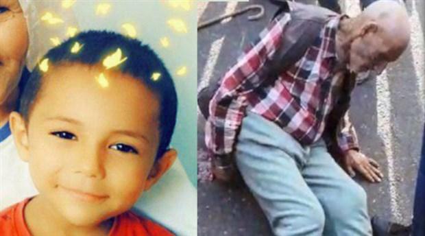 Zırhlı aracın çarptığı çocuğun dedesine de TOMA çarptığı ortaya çıktı