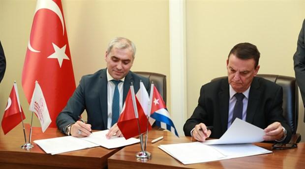 Bakan Koca: Küba ile mutabakat zaptı imzalandı