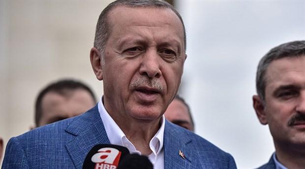 Erdoğan'dan 'Diyarbakır saldırısı' açıklaması