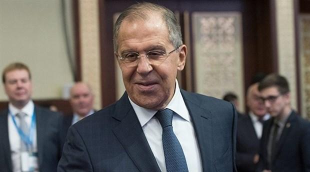Lavrov: Suriye'de savaş gerçekten bitti