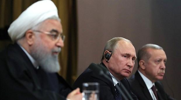 Rusya: Ankara'da yapılacak üçlü Suriye zirvesinin gündeminde İdlib ve Fırat'ın doğusu olacak