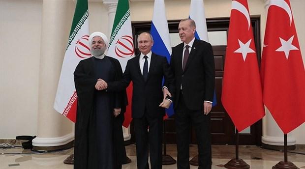 Üçlü Zirve Ankara'da yapılacak