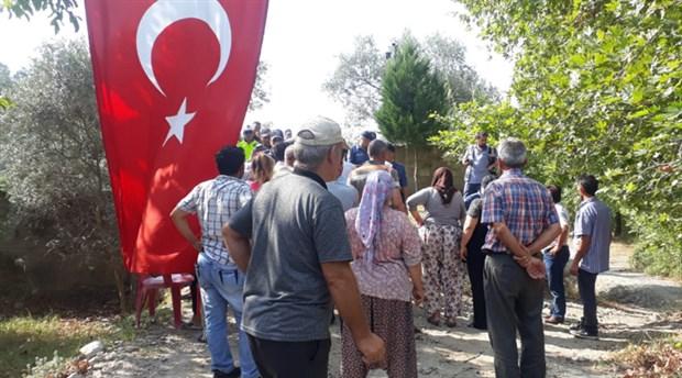 AKP'li başkandan JES'e karşı direnen köylülere baskı
