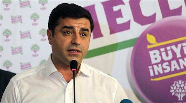 Demirtaş'ın avukatları: Hemen tahliye edilmeli