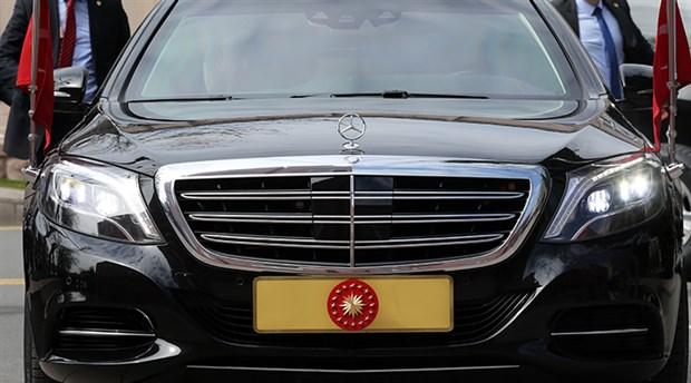Erdoğan'ın konvoyu için dört zırhlı Mercedes daha satın alındı