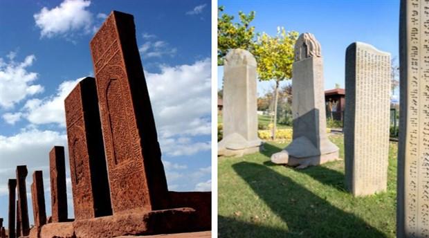 MEB kitaplarında hatalar bitmiyor: Orhun Yazıtları yerine Selçuklu Mezarı kullanıldı