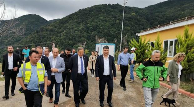 CHP Genel Başkan Yardımcısı Torun: Madene yakın köylülerin suyu çamur akıyor