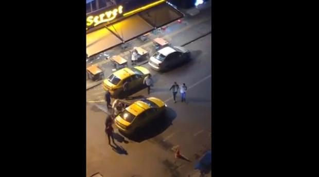Şevket Çoruh saldırıya uğradığı gecenin görüntülerini paylaştı