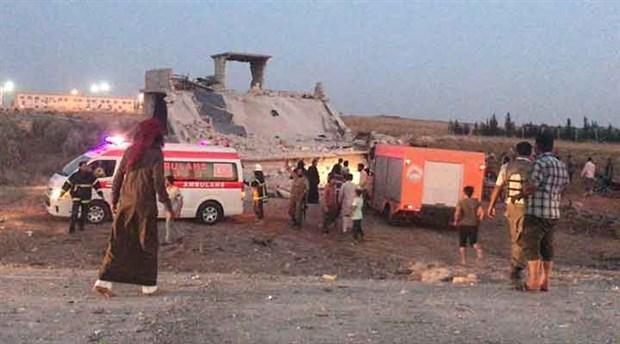 Suriye- Türkiye sınırında bombalı saldırı: 12 ölü