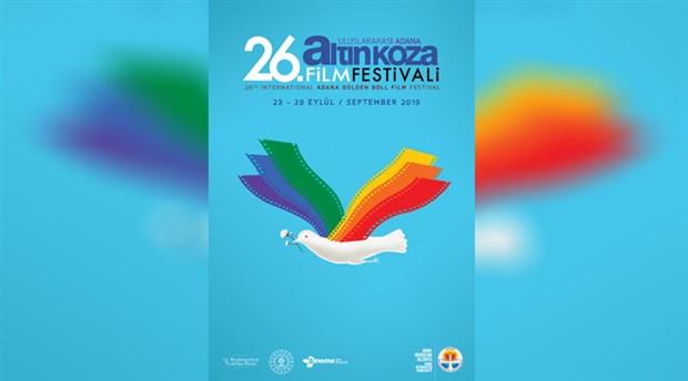 Adana 26. Altın Koza Film Festivali için geri sayım başladı