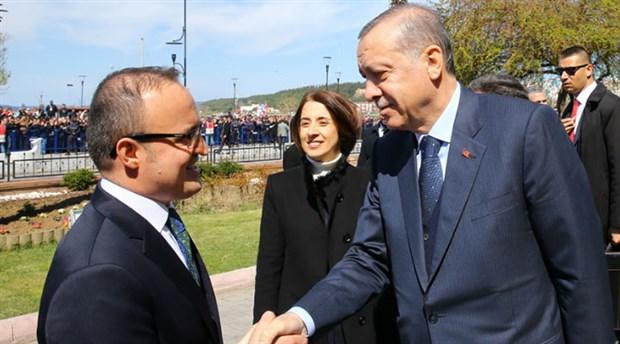 AKP'li Turan: Erdoğansız bir hiçim