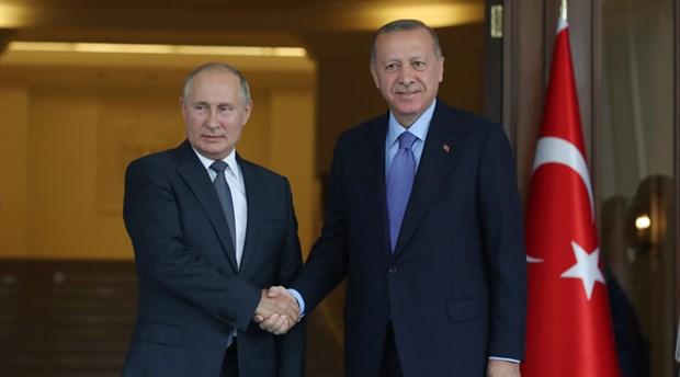 Erdoğan, Putin'le tanıştı: Nice to meet you