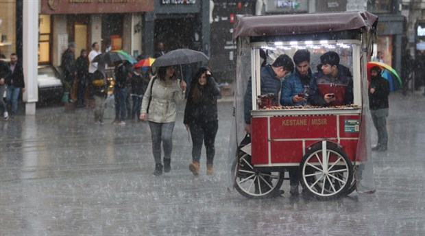 Meteorolojiden 28 ile yağış uyarısı yapıldı