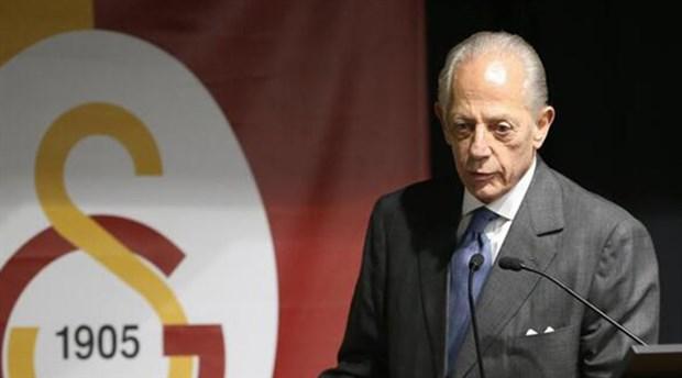 Eski Galatasaray Başkanı Süren: Riva işini beceremedik