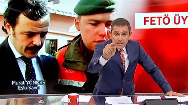 Yanlış fotoğraf kullanılınca Fatih Portakal defalarca özür diledi