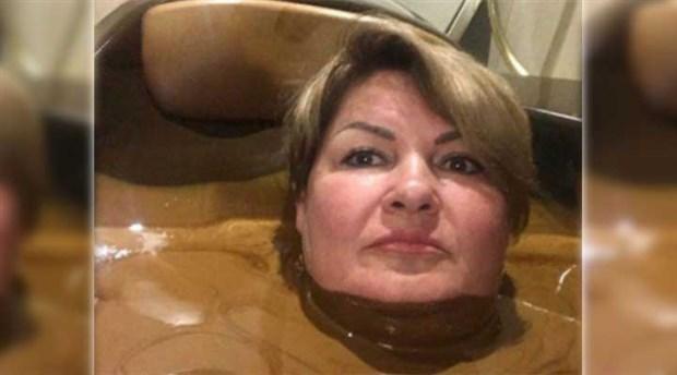 Vali danışmanından 'çikolata banyosu' özrü