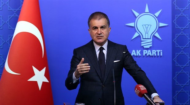 AKP Sözcüsü Çelik: Türkiye NATO'ya taahhütlerini en iyi şekilde yerine getiren ülkedir