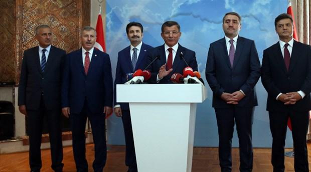 Davutoğlu ekibinden 'erken seçim' iddiası