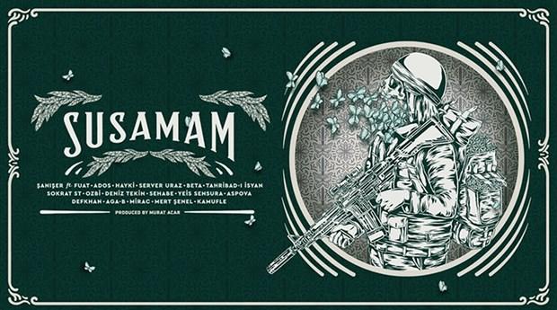 Defkhan 'Susamam' projesinden ayrıldı