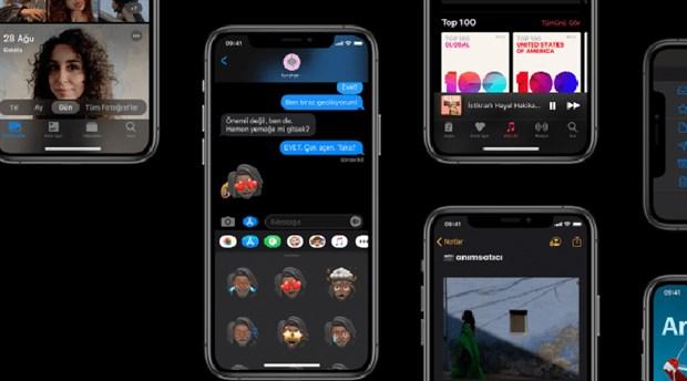 iOS 13 güncellemesini hangi modeller alacak?