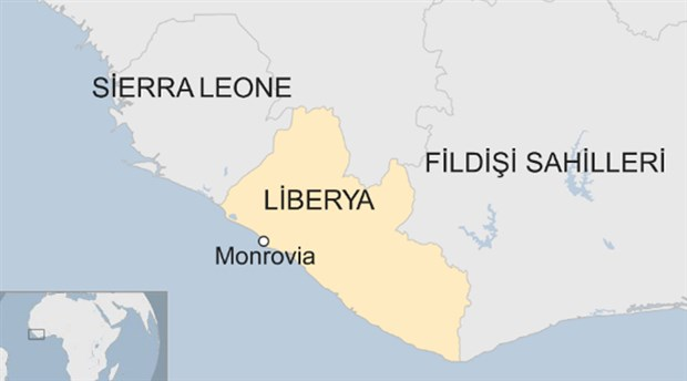 Liberya'da yatılı Kuran kursunda yangın: En az 26 çocuk hayatını kaybetti