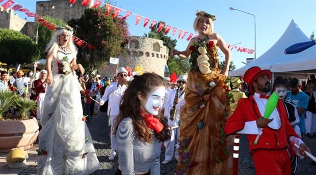 Çeşme Festivali 25 yıl sonra yeniden başladı