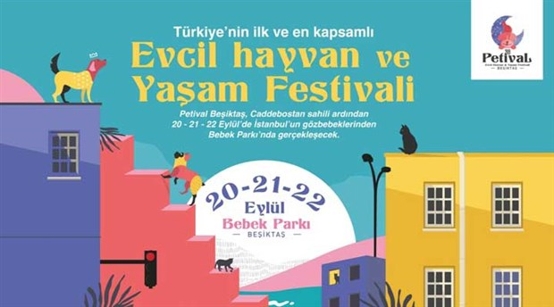 Petival Beşiktaş Belediyesi ev sahipliğinde Bebek Parkı'nda gerçekleşecek