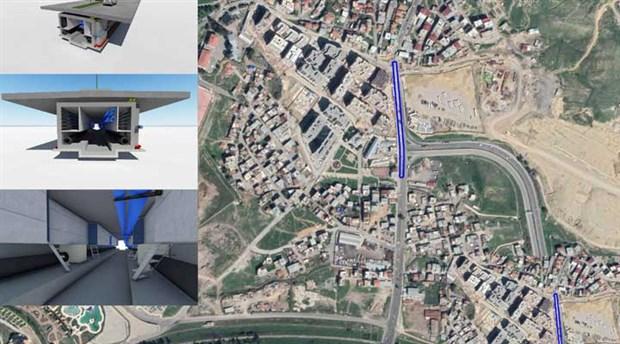 Türkiye'nin ilk altyapı galeri sistemi İzmir'de olacak