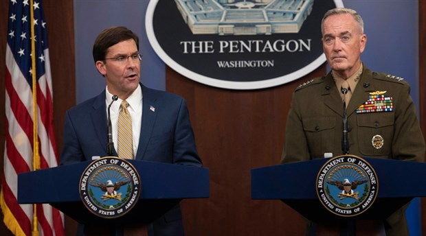 ABD'den Körfez'e askeri sevkiyat
