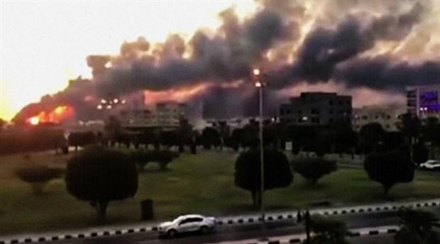 Suudi Arabistan: Aramco saldırısından İran sorumlu