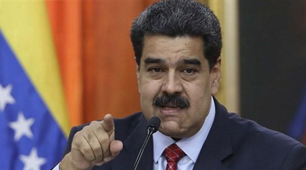 Maduro: Kolombiya birkaç kez daha suikast girişiminde bulundu