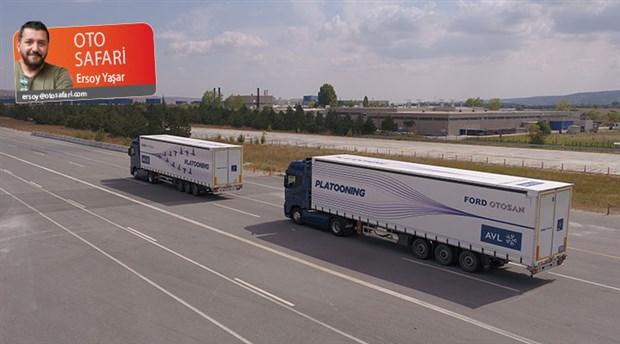 Otonom taşımacılıkta önemli bir adım