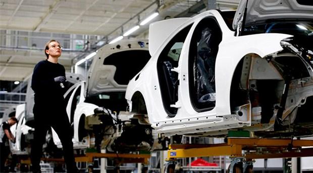 Üretim yüzde 11, ihracat yüzde 6 azaldı