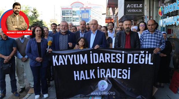 HDP'li Kubilay, kayyum politikalarını değerlendirdi: Hükümetin bahanesi 'güvenlik zafiyeti'