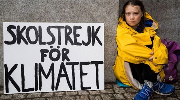 Greta Thunberg, BM İklim Zirvesi'nde