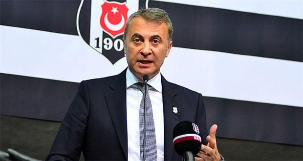 Beşiktaş Başkanı Fikret Orman istifa edeceğini duyurdu