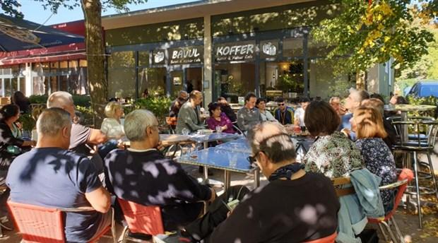 BirGün okurları Berlin'de bir araya geldi