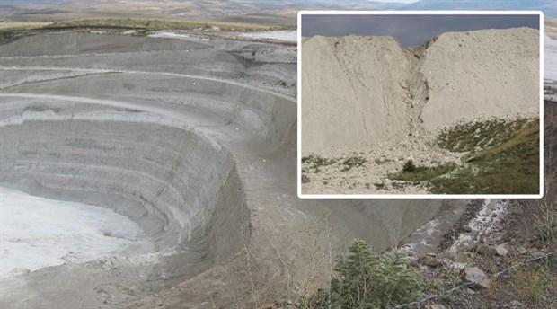 CHP'den maden tahribatı hakkında suç duyurusu